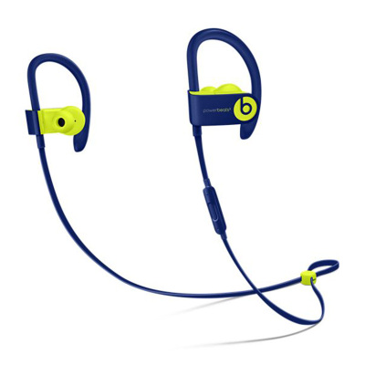 BEATS Powerbeats3 by Dr. Dre Wireless 入耳式耳机 - Pop 靛蓝