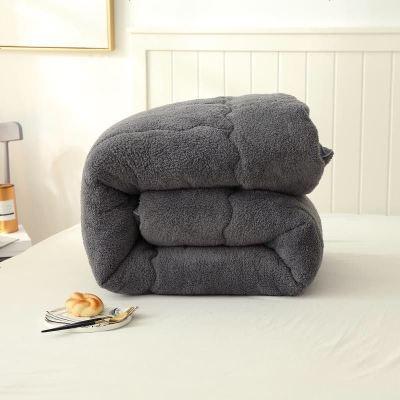 羊羔絨榻榻米床墊 床褥 1.8m雙人加厚保暖床墊褥 墊被1.2米1.5