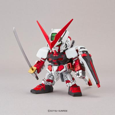 万代(BANDAI) SD EX-STANDARD 异端高达红色机 -600 手办/模型