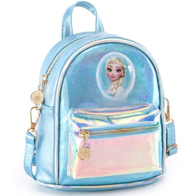 迪士尼儿童包包公主时尚斜挎包女童双肩背包礼物迷你宝宝手提小包