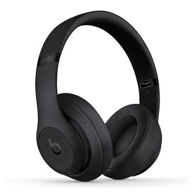 【二手95新】Beats Studio3 Wireless魔音录音师3代 蓝牙无线降噪耳机 磨砂黑 99新