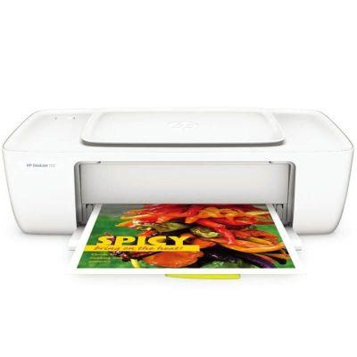 惠普(HP) DJ1112 彩色噴墨打印機家用入門單功能惠普打印機(打印) 學生打印作業打印