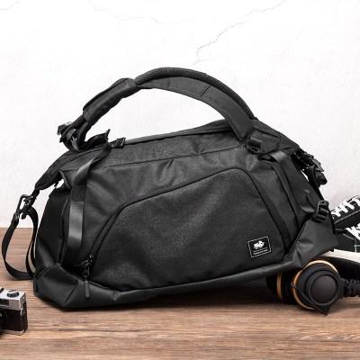 美洲野牛手提旅行袋多功能大容量出差旅游包輕便行李袋運動健身包