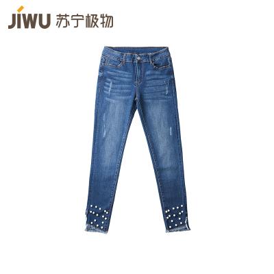 JIWU брэндийн jeans-н өмд цэнхэр 27