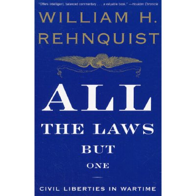 ALL THE LAWS BUT ONE(ISBN=9780679767329) 英文原版
