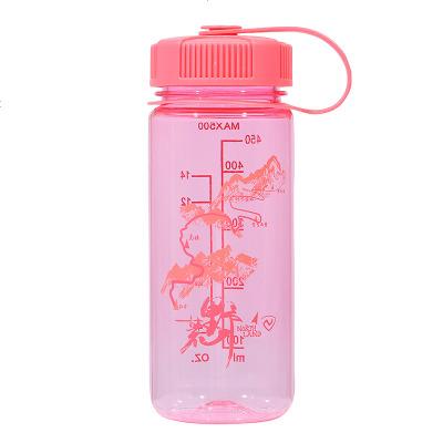 諾詩蘭(NORTHLAND)運動水壺 戶外日常男女通用便攜旅行大容量水杯水壺500ml飲水杯A990199