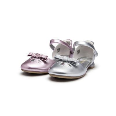 巴拉巴拉女童鞋子公主鞋小童皮鞋軟底新款夏季韓版包頭單鞋女