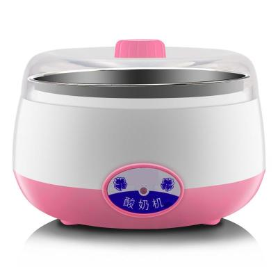 多功能酸奶機自制酸奶1L時光舊巷酸奶機 鋼膽酸奶機