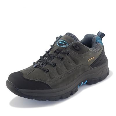 回力(Warrior)低帮系带运动鞋男户外登山鞋3045