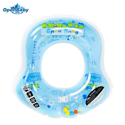 歐培(OPEN BABY)嬰兒游泳圈 兒童游泳救生圈 幼兒腋下圈 開心每天S碼