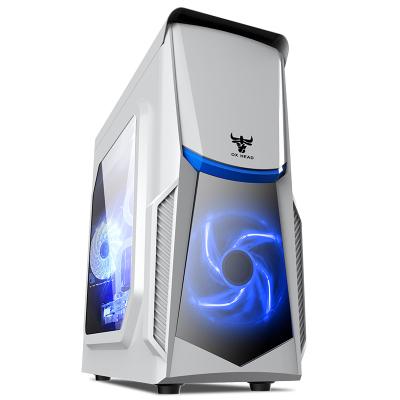 世紀之星(CENTURY STAR) 酷睿i5四核/8GB內存/256GB高速固態 家用辦公商用娛樂影音游戲主機 臺式機 臺式電腦 DIY組裝機 組裝電腦 電腦主機 整機