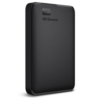 西部數據WD Elements新元素系列 2.5英寸 USB3.0 移動硬盤4TB(WDBU6Y0040BBK)
