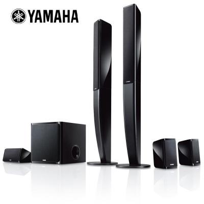 Yamaha/雅马哈 NS-PA41 家庭影院5.1电视音响音柱套装低音炮音箱 需搭配功放使用