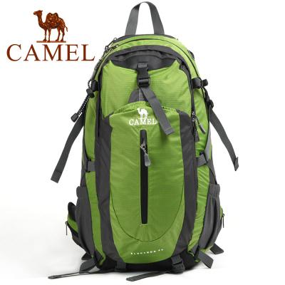 CAMEL骆驼户外登山包 男女通用旅行双肩背包徒步野营旅游登山包