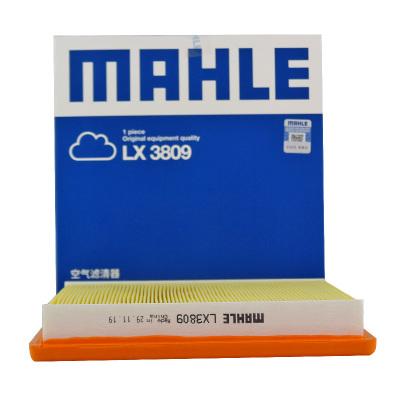 馬勒(MAHLE)空氣濾清器LX3809(捷達/新桑塔納/朗行/朗境/明銳EA211 自然吸氣用)