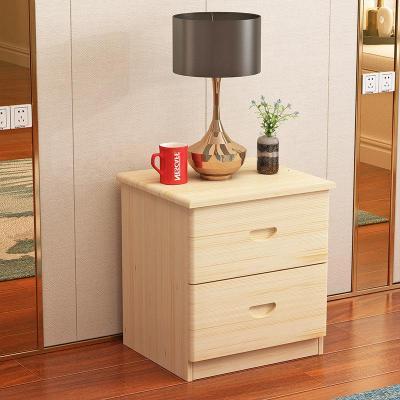 简易床头柜简约现代床柜收纳小柜子特价储物柜宿舍卧室组装床边柜暖兔