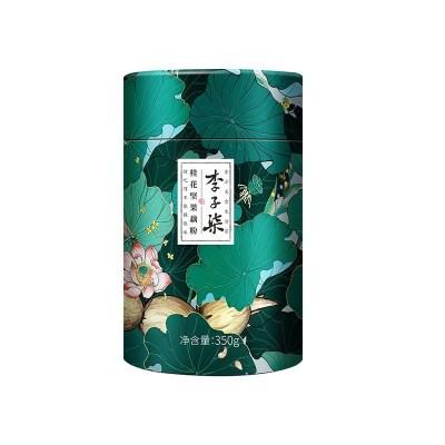 李子柒 桂花堅果藕粉3分鐘美食 大粒堅果高顏值營養代餐