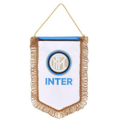國際米蘭俱樂部方形官方新品LOGO隊旗