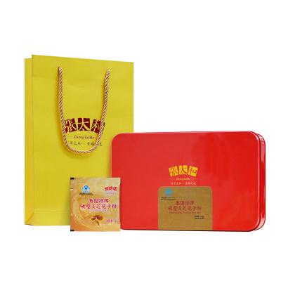 【年货礼盒】张太和 灵芝孢子粉家庭实惠装2g*60包/盒灵芝三萜含量高