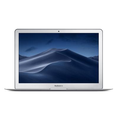 蘋果(Apple) MacBook Air 13.3英寸 i5處理器 8GB+128GB 銀色 蘋果筆記本電腦 超薄本 筆記本電腦 輕薄本 設計師電腦 MQD32CH/A