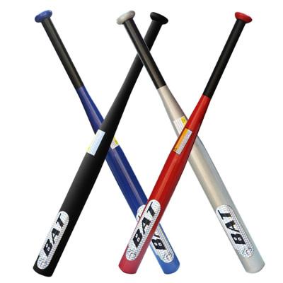 合金钢棒球棒车载防身棒球棍磨砂哑光黑加粗加厚家庭防卫棒球杆