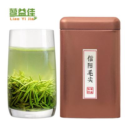【2020新茶】信陽毛尖 綠茶 特級盒裝嫩芽毛尖茶250克 蓼益佳茶葉