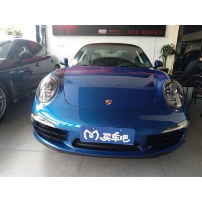 【订金销售】2012款 保时捷911(进口) Carrera 分期购 二手汽车