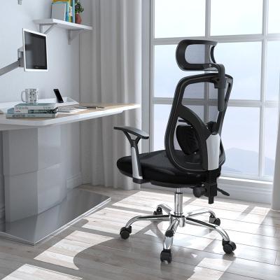 SIHOO西昊人體工學電腦椅子 辦公椅 現代簡約家用座椅轉椅休閑椅其他 M56 黑色
