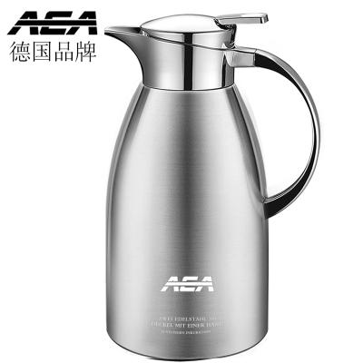 德國 AEA 保溫壺 家用 304不銹鋼 大容量2000ml 真空 暖瓶保溫 熱水瓶壺 2l