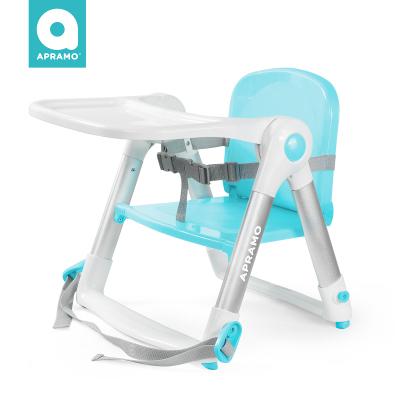 【Apramo】宝宝餐椅Flippa婴幼儿童小孩吃饭轻便携式可折叠多功能