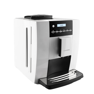 kalerm/咖乐美全自动咖啡机咖乐美KLM1602咖啡机智能液晶屏显示