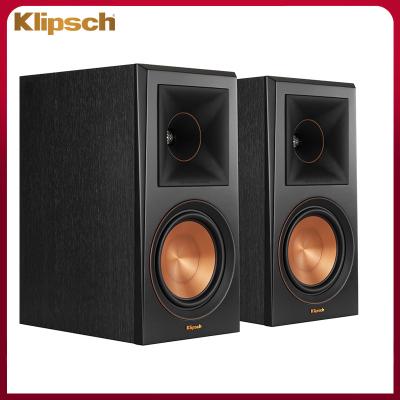 杰士(Klipsch) RP-600M發燒HIFI書架音箱無源號角音響環繞音箱 黑色