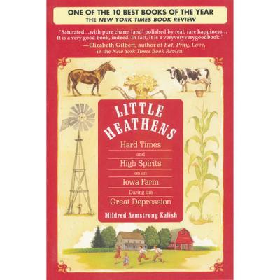 Little Heathens(ISBN=9780553384246) 英文原版