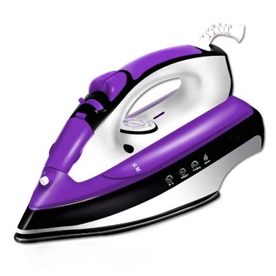 红心(HONGXIN) 电熨斗手持水蒸气慰衣机小型家用蒸汽红星电润斗运汤机 紫色