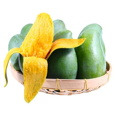 果農富【3件發9斤】廣西百色桂七香芒 2.5斤小果 單果70-150g 熱帶新鮮水果香芒果