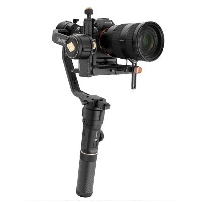 智云(zhi yun)穩定器微單單反手持三軸云臺專業相機穩定器云鶴2S
