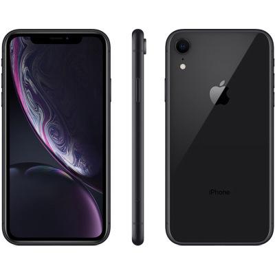 【全新正品】Apple/蘋果 iPhone XR美版有鎖 電信4G智能手機【未激活 裸機】64GB 黑色 蘋果手機