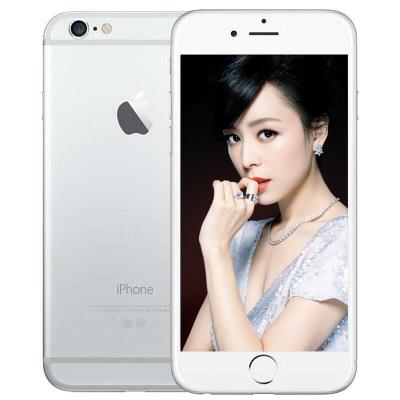 【二手9成新】苹果6/iPhone 6 银色64G 移动联通电信全网通4G苹果手机 国行