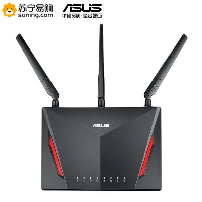 【手游利器 2900M雙頻全千兆】華碩(ASUS)RT-AC86U無線路由器低輻射/游戲路由/高速路由/支持AiMesh