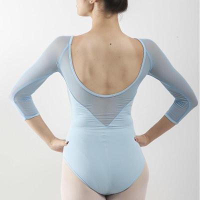 好貨芭蕾舞練功服女舞蹈空中瑜伽連體服 體服形體服教師舞蹈服藝考基訓服