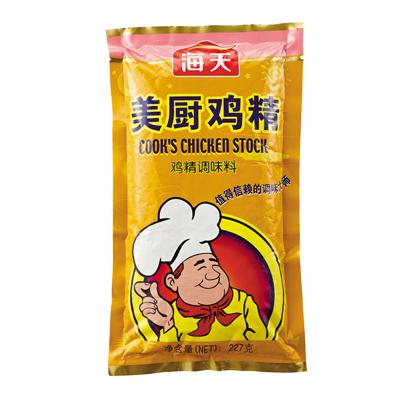 海天 美廚雞精 227G 海天出品 調鮮佐料美味蒸煮配料 調味雞精
