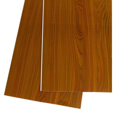 裝飾PVC高強度豪華護墻板仿紅木紋圖案整體快裝墻面板墻裙墻面造型墻 6065-紅木紋(3米長)每片 其他 不含