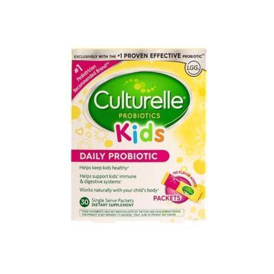 康萃樂(Culturelle) 進口嬰幼兒益生菌粉 30袋/盒 營養素1-3歲盒裝