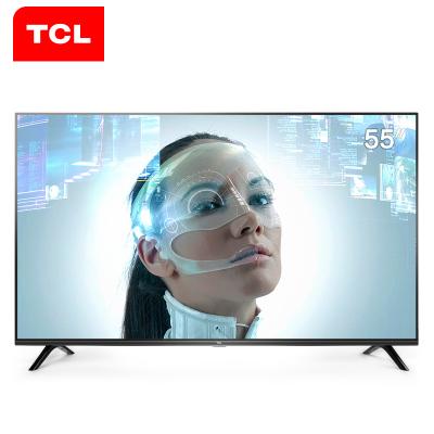 TCL D55A730U 55英寸4K超高清智能 HDR全面屏 LED液晶电视机