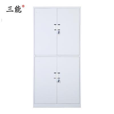 三能 (SAN NENG) 加厚通雙節文件柜 鐵皮柜 檔案柜 資料柜 其他金屬辦公柜
