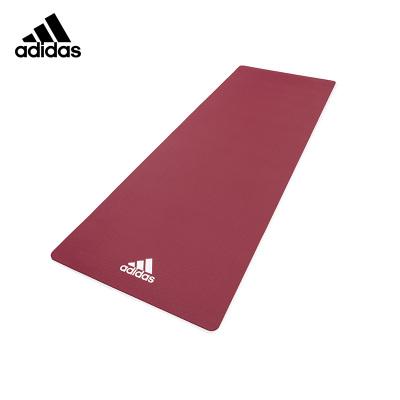 adidas瑜伽墊女加厚加寬加長男士健身墊初學者防滑地墊專業瑜珈墊