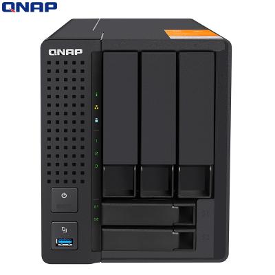 威联通(QNAP)TS-532X 2G 双万兆SSD高速缓存 五盘位双万兆网络存储磁盘阵列NAS(无内置硬盘)