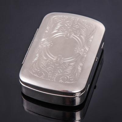 盒子金属盒手卷烟斗丝盒便携时尚烟盒烟斗配件烟盒