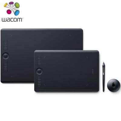 和冠 Wacom 影拓Pro PTH-660/K0-F數位板 繪畫板 8192級壓感 電磁壓感式 藍牙/USB2.0 黑