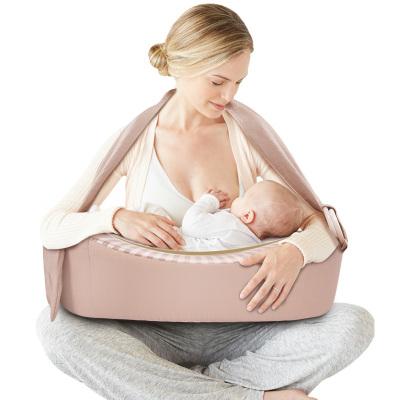 枕工坊哺乳枕頭喂奶神器多功能授乳枕護腰專用坐月子抱娃橫抱椅子嬰兒抱抱枕防吐奶墊